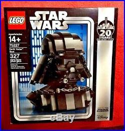 Lego 75227 Star Wars Darth Vader Bust 2019 20 Year Celebration Exclusive TARGET