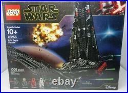 Lego-Disney-Star Wars-Kylo Ren's Shuttle-1005 pcs-(75256)-NEW-Factory Sealed