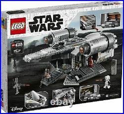 Lego Disney Star Wars The Mandalorian Bounty Hunter Transport 75292 Razor Crest