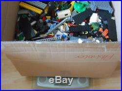 Lego Konvolut-Gemischt Star Wars, Technik, Harry Potter, usw. Ca 10,7 kg # SAUBER #
