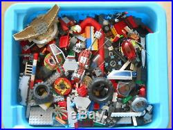 Lego Konvolut-überwiegend Star Wars, Technik teile, City usw. Ca 15 kg # SAUBER #