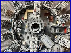 Lego LOT Republic Gunship 75021 Millenium Falcon 7965 Clone Turbo Tank 8098
