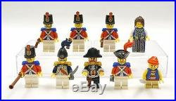 Lego Pirates Of The Caribbean 10210 Imperial Flagship + Minifigs 100% + Instruct