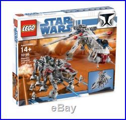 Lego Republic Dropship with AT-OT 10195 Clone Wars Star Wars Set