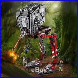 Lego Star Clone Wars 75254 AT-ST RAIDER The Mandalorian Cara Dune New