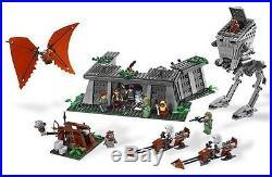 Lego Star Clone Wars 8038 THE BATTLE OF ENDOR Ewok Han Leia R2D2 ATST AT-ST NEW