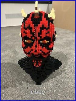 Lego Star Wars 10018 Darth Maul UCS 100% Complete