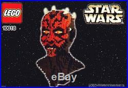 Lego Star Wars 10018 Darth Maul UCS New Sealed