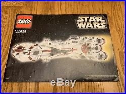 Lego Star Wars 10019 Rebel Blockade Runner UCS Ultimate Collectors Mint