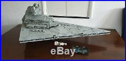 Lego Star Wars 10030 Imperial Star Destroyer Ultimate Collector's with box