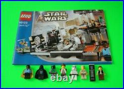 Lego Star Wars 10123 Cloud City Boba Lando Darth Vader Amidala Ovp=top