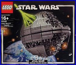 Lego Star Wars 10143 Death Star II Ucs New