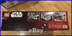 Lego Star Wars 10179 Millennium Falcon UCS Brand New Sealed