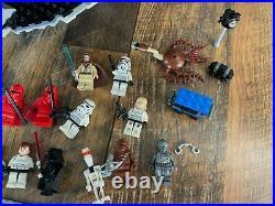 Lego Star Wars 10188 DEATH STAR 2008 & Minifigures No Box