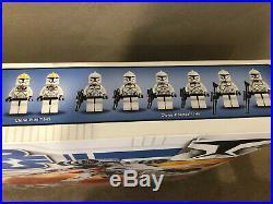 Lego Star Wars 10195 Republic Dropship with AT-OT (2009) MISB