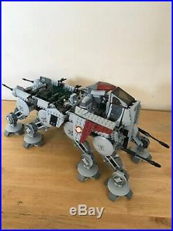 Lego Star Wars 10195 Republic Dropship with AT-OT (Unboxed)
