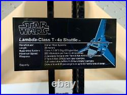 Lego Star Wars 10212 UCS Imperial Shuttle complete with Minifigures Collector