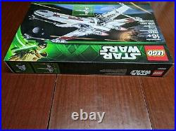 Lego Star Wars 10240 Red Five X-Wing Starfighter UCS Retired Factory sealed
