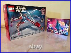 Lego Star Wars 4002019 X-Wing exclusive edition unopened + greetingscard