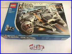 Lego Star Wars 4504 Millenium Falcon