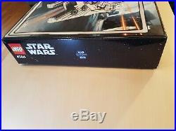 Lego Star Wars 4504 Millennium Falcon Rare Retired Original Trilogy Edition