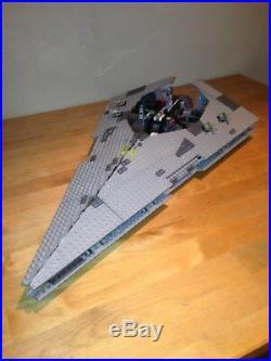 Lego Star Wars 6211 Imperial Star Destroyer (Unboxed)