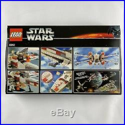 Lego Star Wars 6212 X-Wing Starfighter New And Sealed