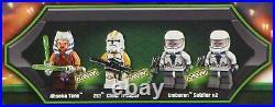 Lego Star Wars 75013 Umbaran MHC 100% komplett mit Figuren OVP Anleitung