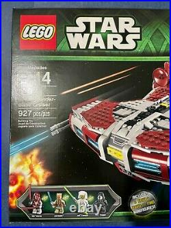 Lego Star Wars 75025 Jedi Defender Class Cruiser New in Box Sealed Retire