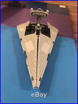 Lego Star Wars 75055 Imperial Star Destroyer Retired Set