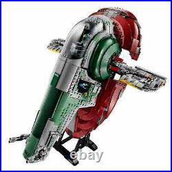 Lego Star Wars 75060 Slave 1 Ucs Retired Product The Best Reasonable Price New