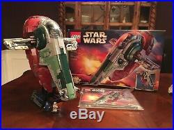 Lego Star Wars 75060 UCS Slave 1 Complete