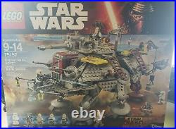 Lego Star Wars 75157 Captain Rex's AT-TE Brand New Sealed