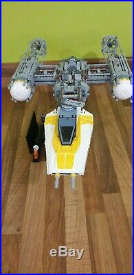 Lego Star Wars 75181 Y-Wing UCS (100% Complete)