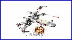 Lego Star Wars 75218 X-WING STARFIGHTER Luke Skywalker R2-D2 Biggs R2-Q2 NEW