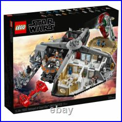 Lego Star Wars (75222) 100% complete with box figs and instcs