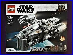 Lego Star Wars 75292 The Mandalorian Bounty Hunter Transport NEW and Sealed