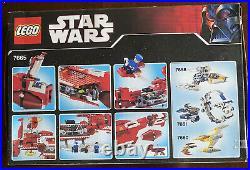 Lego Star Wars 7665 Republic Cruiser (7665) NEW SEALED Retired