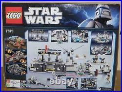 Lego Star Wars 7879 Hoth Echo Base mit Figuren Anleitung und OVP 100% komplett