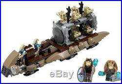 Lego Star Wars 7929 The Battle of Naboo Jar Jar Binks Gungan Droids Xmas NISB