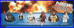 Lego Star Wars 7965 Millenium Falcon mit Figuren Anleitung und OVP 100% komplett