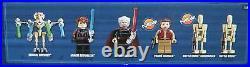 Lego Star Wars 9515 The Malevolence 100% komplett mit Figuren OVP Anleitung