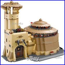 Lego Star Wars 9516 Jabba's Palace Factory Sealed Brand NEW