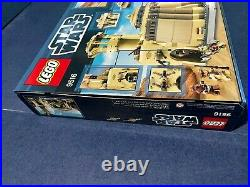 Lego Star Wars 9516 Jabba's Palace New in Box Sealed Retire