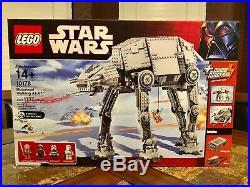 Lego Star Wars At-at 10178 Ucs New Sealed Rare
