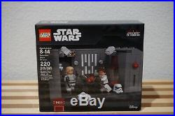 Lego Star Wars Celebration 2017 Detention Block Rescue #1411 Sdcc Nycc Sealed