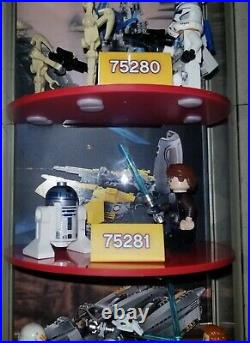 Lego Star Wars Clone Wars Store Display 75280 75281 75286 75291 501st Airborne