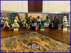 Lego Star Wars Cloud City 10123 Boba Fett Jeremy Bulloch Signed Uber Rare