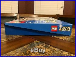 Lego Star Wars Cloud City 10123 New Sealed Very Rare