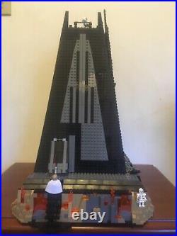 Lego Star Wars Darth Vader's Castle Custom Design MOC Rogue One 75251